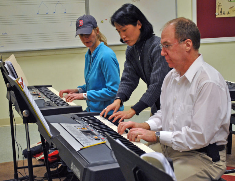 South Shore Conservatory Announces New Arts for a Creative Life Department