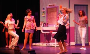Read more about the article Sarah Kelly discusses overtures, genuine humor in The Company Theatre's Legally Blonde