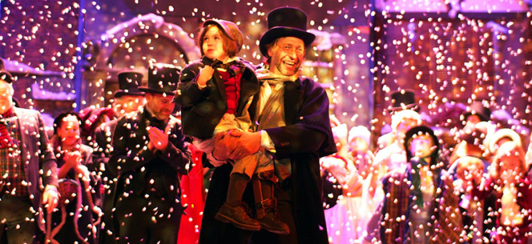 The Company Theatre Presents A Christmas Carol