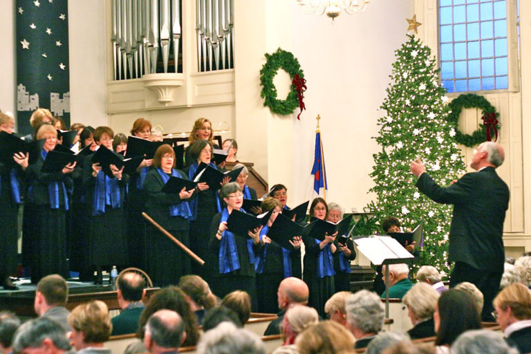 Read more about the article Pilgrim Festival Chorus Presents A Hometown Christmas