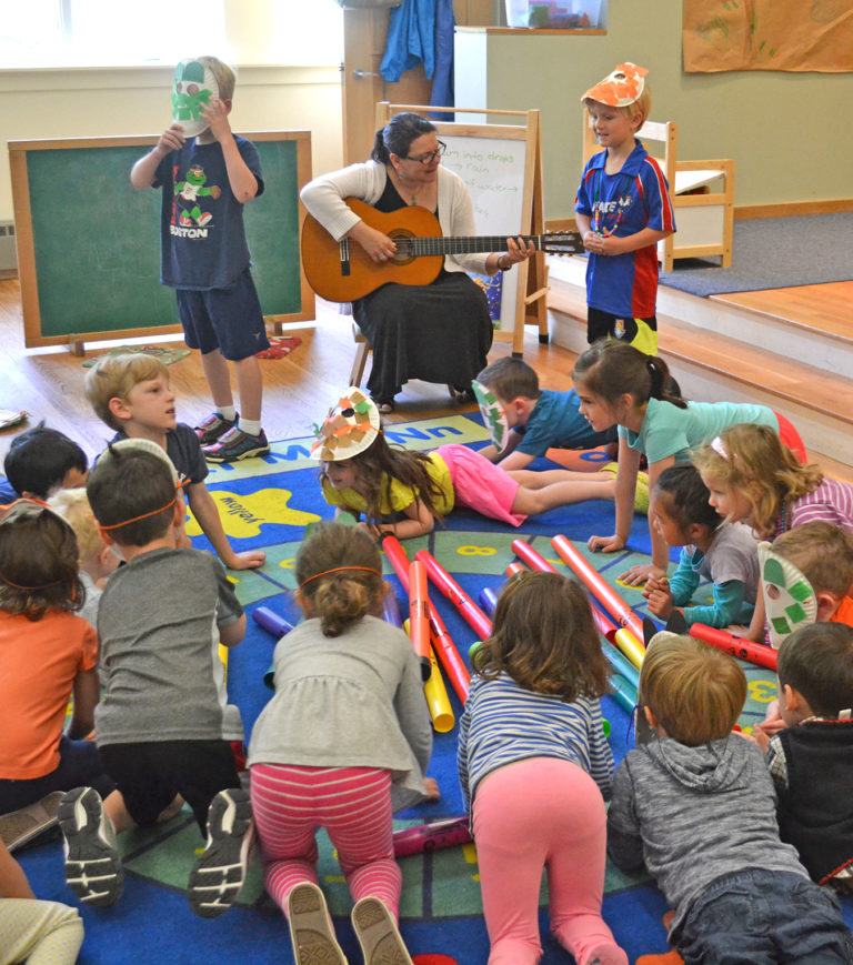 SSC Presents February Vacation Camp: The Arts Tell a Story