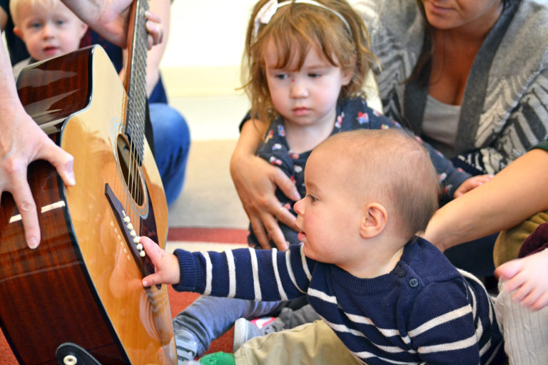 Registration Now Open for SSC's Spring Music Together® and Music Sprouts