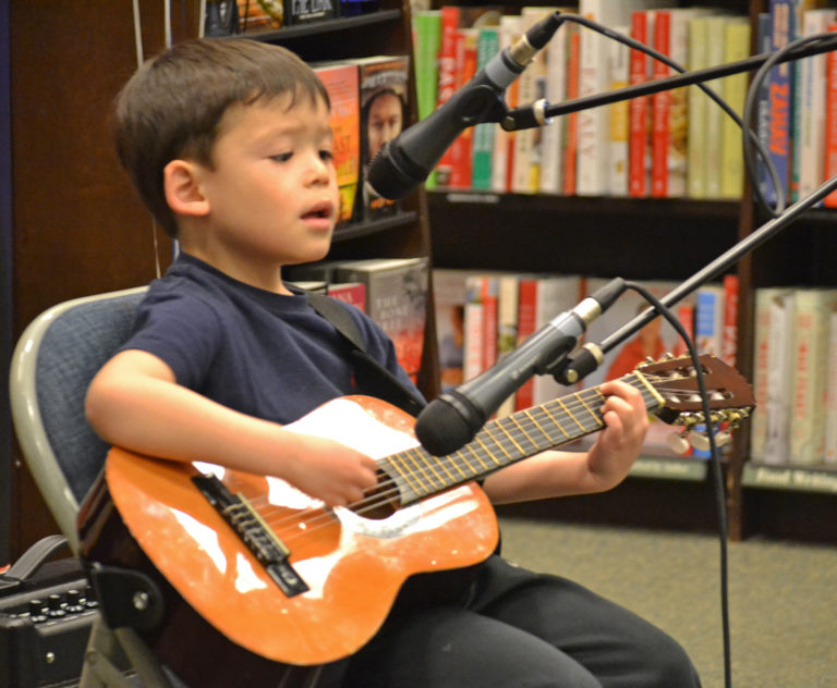 South Shore Conservatory Presents Performathon 2017 at Barnes & Noble