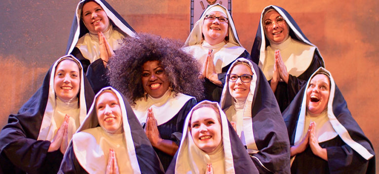 Sister Act the Musical at The Company Theatre