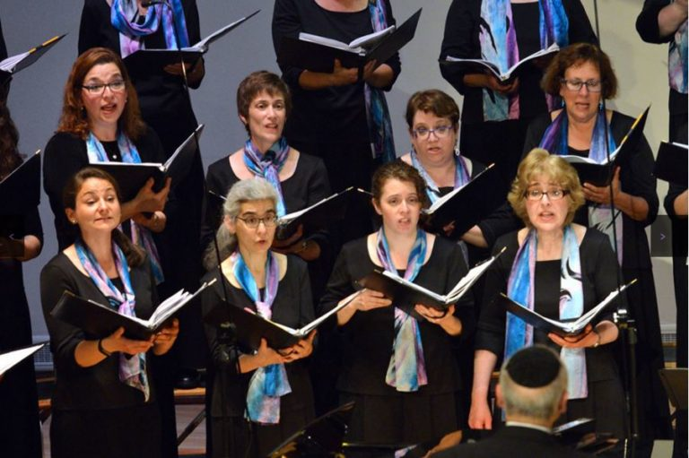 Two choruses join for 'PsalmSensation'
