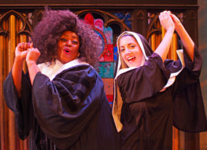 Read more about the article The Company Theatre's Regional Premiere of Sister Act the Musical to Open
