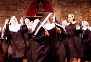 Read more about the article THEATER REVIEW: 'Sister Act' is a fun night of song and dance