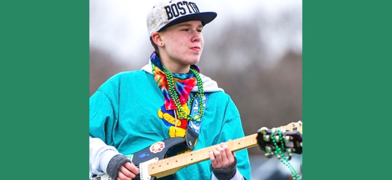 Read more about the article Scituate musician rocks on thanks to Jodka scholarship