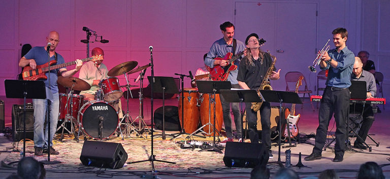 SSC Launches New Jazz/Rock/Pop Performance Series