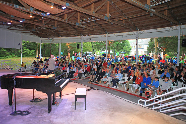South Shore Conservatory Presents Community MusicFest in the Jane Carr Amphitheater