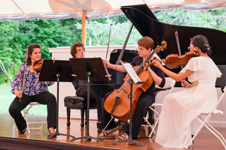 South Shore Conservatory's Duxbury Music Festival Tickets on Sale