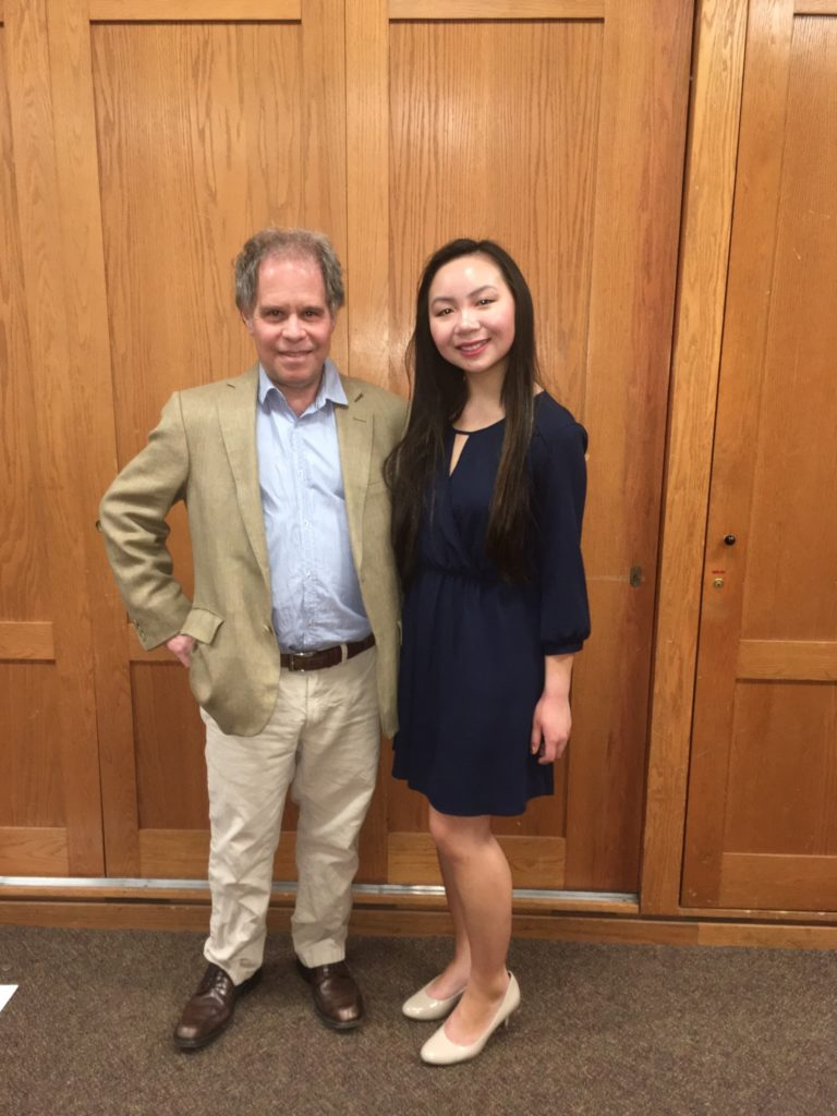 Read more about the article South Shore Conservatory Student Pianist Chosen as Finalist in Fidelity Competiton