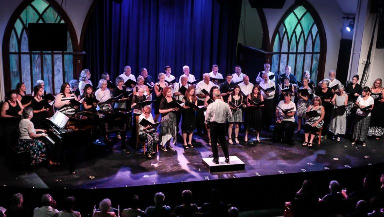 Read more about the article Pilgrim chorus swings into summer in four towns