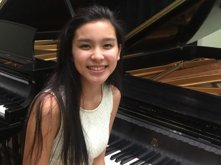 Hingham Piano Student Awarded Prize in Steinway Piano Competition