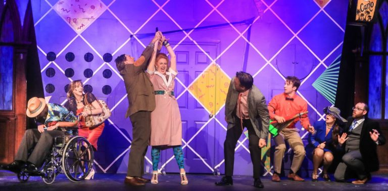 THEATER REVIEW: You'll die laughing at farcical musical 'Lucky Stiff'