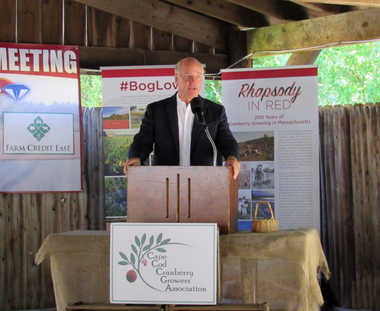 Cape Cod Cranberry Growers' Association Celebrates 130th Annual Meeting