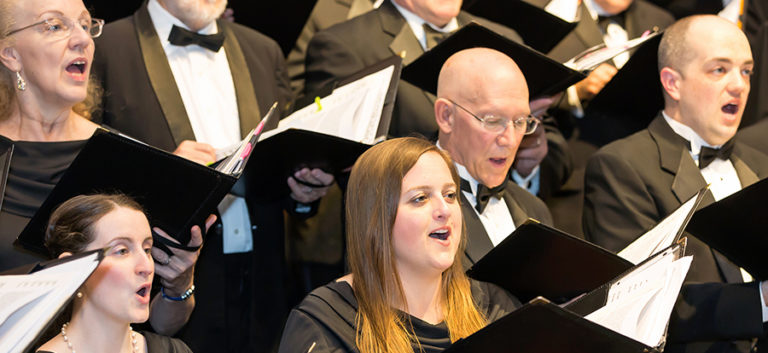 Read more about the article Pilgrim Festival Chorus Open Auditions for Fall/Winter Season