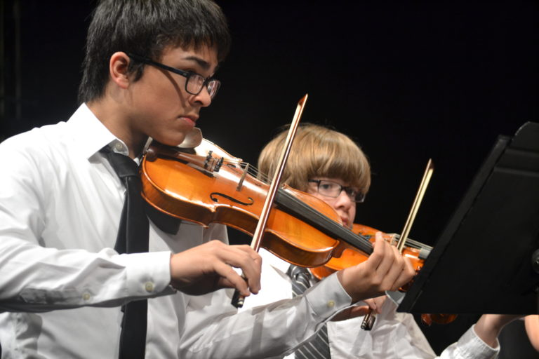 SSC Youth Orchestra to Hold Auditions