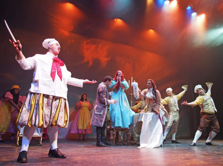Review: THE LITTLE MERMAID at The Company Theatre