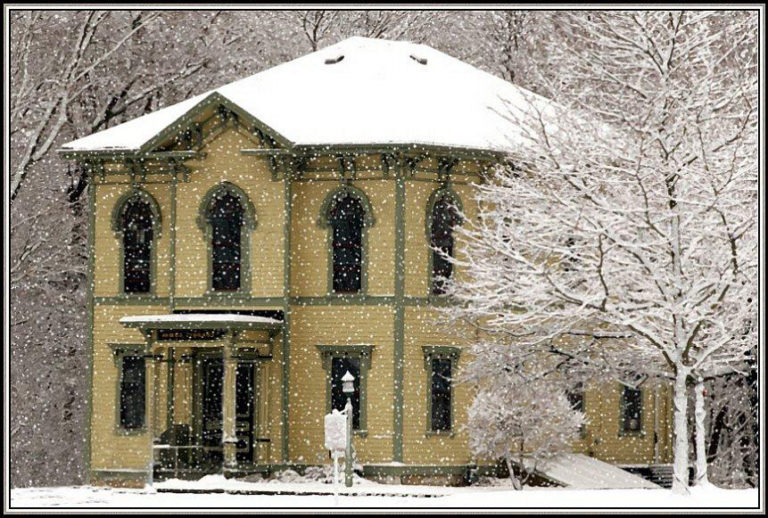 Holiday Happenings at The James Library & Center for the Arts