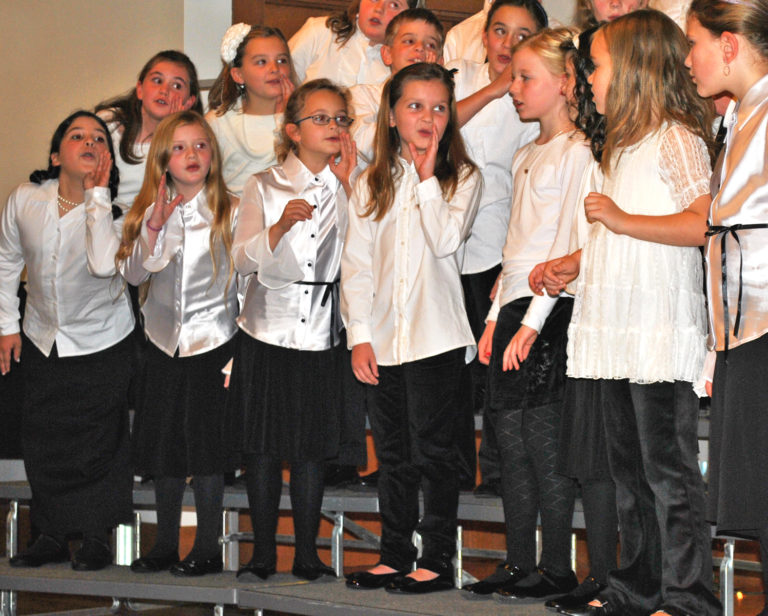 South Shore Conservatory Youth Chorus Performs Winter Concert