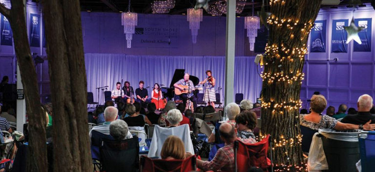 In Harmony with the Arts:  South Shore Conservatory