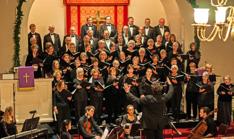 Falmouth Chorale Presents Carols & Lullabies