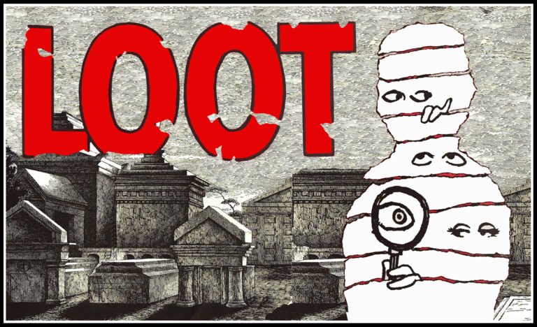 Read more about the article The Company Theatre Presents LOOT