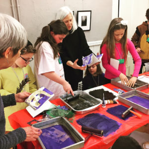 The James Library Presents Creative Kids Art Classes