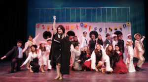 Read more about the article PREVIEW ALBUM:  The Company Theatre's Teen Conservatory Presents Anything Goes