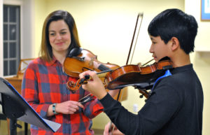 Read more about the article South Shore Conservatory Announces First Lesson Free Program