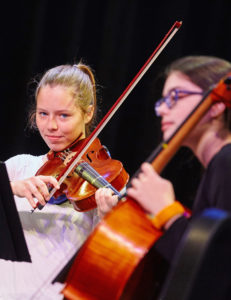 South Shore Conservatory's Youth Orchestra Performs Winter Concert in Scituate