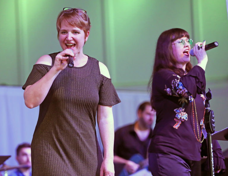 SSC Presents Going Rogue: SSC's Voice Department Flips