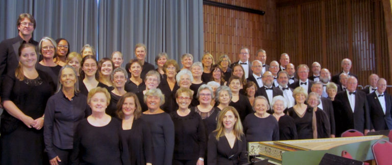 Falmouth Chorale Showcases Artistic Growth in In Paradisum