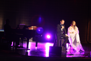 The Company Theatre's Special Events Series Presents Barbra & Frank