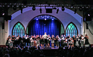 Pilgrim Festival Singers Presents America Sings! Summer Concert Series