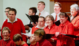 SSC Community Voices Choruses  Present Concert at Rockland's First Congregational Church