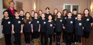 South Shore Conservatory Youth Chorus Performs Spring Concert