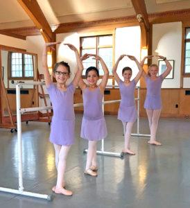 South Shore Conservatory Opens Registration for 2018 Summer Ballet Programs