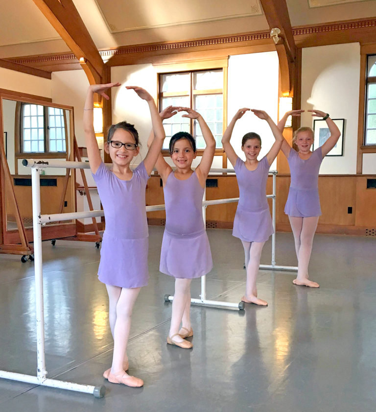 South Shore Conservatory Opens Registration for 2018 Summer Ballet Programs