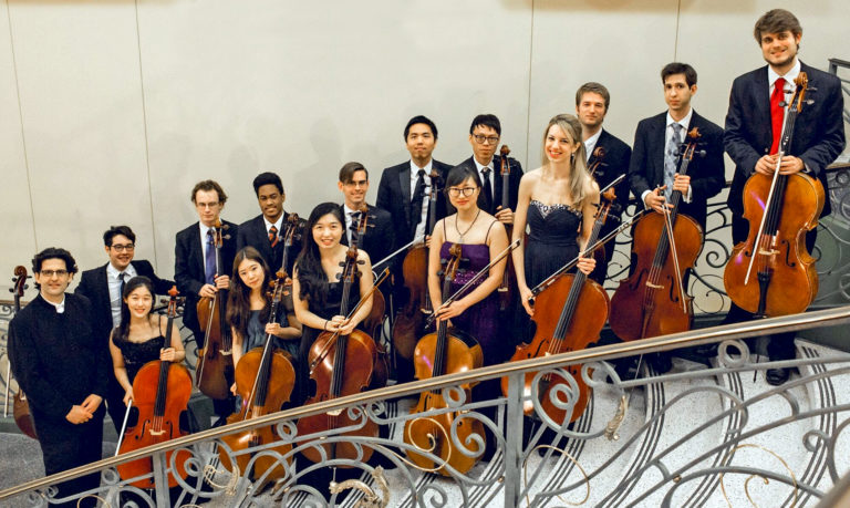 Read more about the article Cape Cod Chamber Music Festival Presents Around the World in Seven Cellos