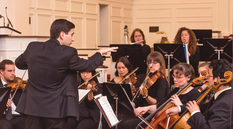 Chamber Orchestra Will Present 'Summer Celebration'