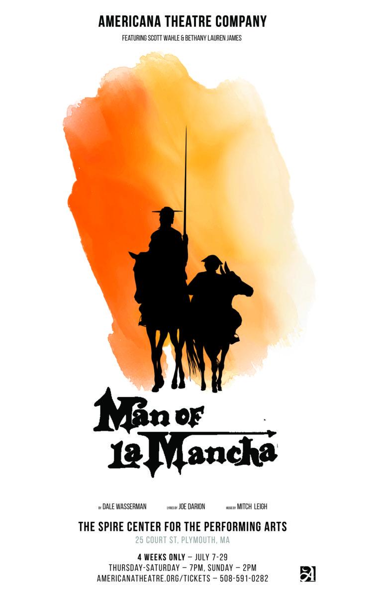 Americana Theatre presents 'Man of La Mancha' at The Spire