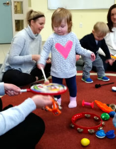Read more about the article Summer Registration Opens for South Shore Conservatory's Music Together Program