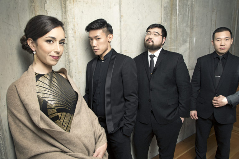 Read more about the article Quartets fill monthlong chamber-music festival