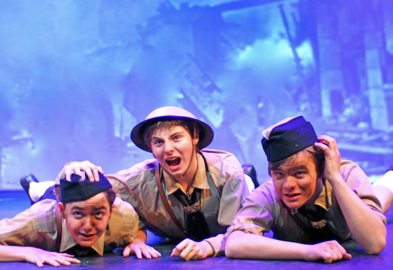 Young Scituate playwright sets the stage for 'The Werewolves'