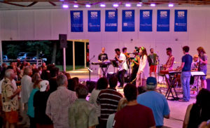 Read more about the article SSC's Evenings Under the Stars Concert Series Presents Berklee Bob Marley Ensemble