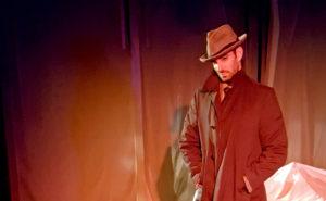 Theatre Review:  Centastage's Noir Hamlet