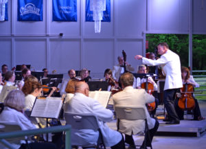 SSC's Evenings Under the Stars Festival Orchestra Opera and Musical Theatre Gala