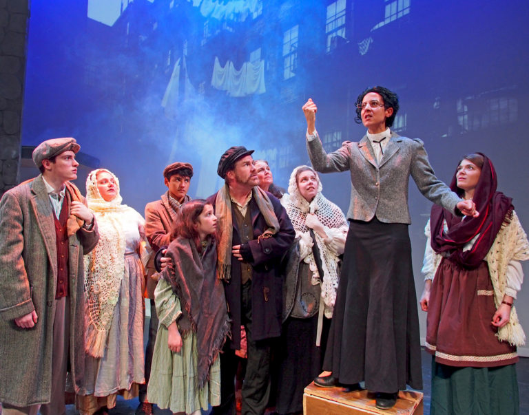 Read more about the article 'Ragtime' reprised: Sweeping musical kicks off Company Theatre's 40th season